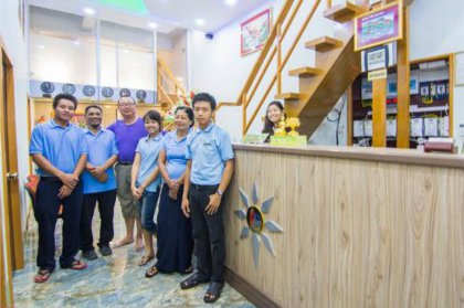Royal Star Guest House Yangon Myanmar